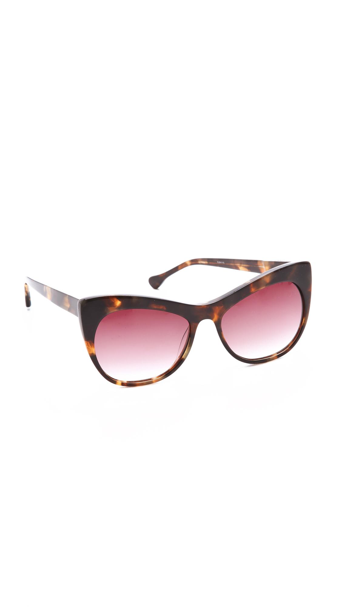 2e02c0759d Elizabeth and James Lafayette Cat Eye Sunglasses
