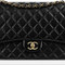 Chanel fashion - large classic flap bag