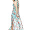 Rochie guess printed long dress - unicbrands
