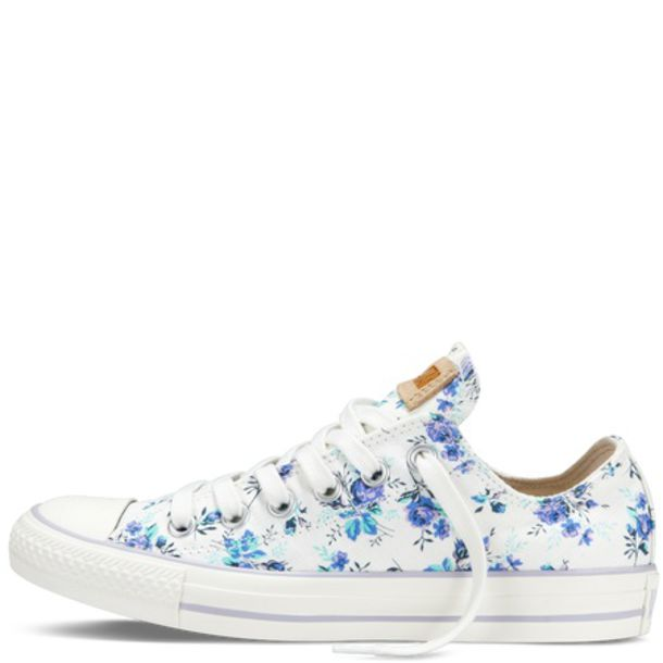 f84af87f338c87 shoes converse all star floral flowers nice chuck taylor all stars