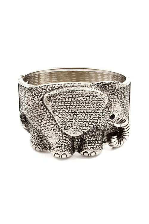 Ellie Bracelet in Silver | Awesome Selection of Chic Fashion Jewelry | Emma Stine Limited