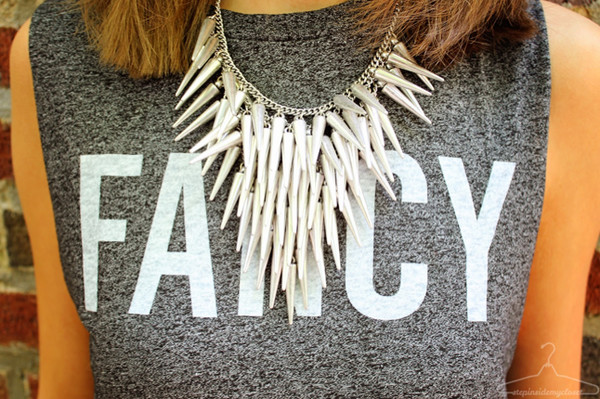 jewels fancy necklace