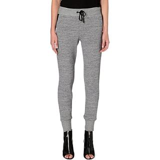 RAG & BONE - Panelled jersey jogging bottoms | Selfridges.com