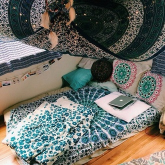 home accessory hippie lifestyle style indie boho indie fashion tapestry bedding bedroom boho decor