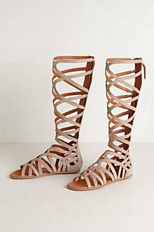 Tarara Gladiator Sandals - anthropologie.com