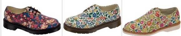 shoes liberty liberty shoes liberty swimwear doc marten DrMartens doc martens, flowers doc martens, floral, shoes, shoes, vagabonds, chelsea, boots, shoes black grunge flat