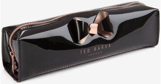 bag ted baker pencil case black bow