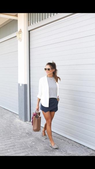 shorts navy blue blue shorts