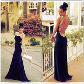 dress,navy,evening dress,backless dress,black dress,black prom dress,backless,backless prom dress,sexy prom dress,tight prom dress,prom dress,formal dress,cute dress,prom,diamonds,full length,long,formal,dark blue,classy,sparkle,blue prom dress,open back dresses,sexy dress,royal blue dress,royal blue prom dress,royal blue prom gown,long prom dress,blue long prom dress,mermaid prom dress,beaded dress,scoop neck,long open back dress,low back dress,elegant dress