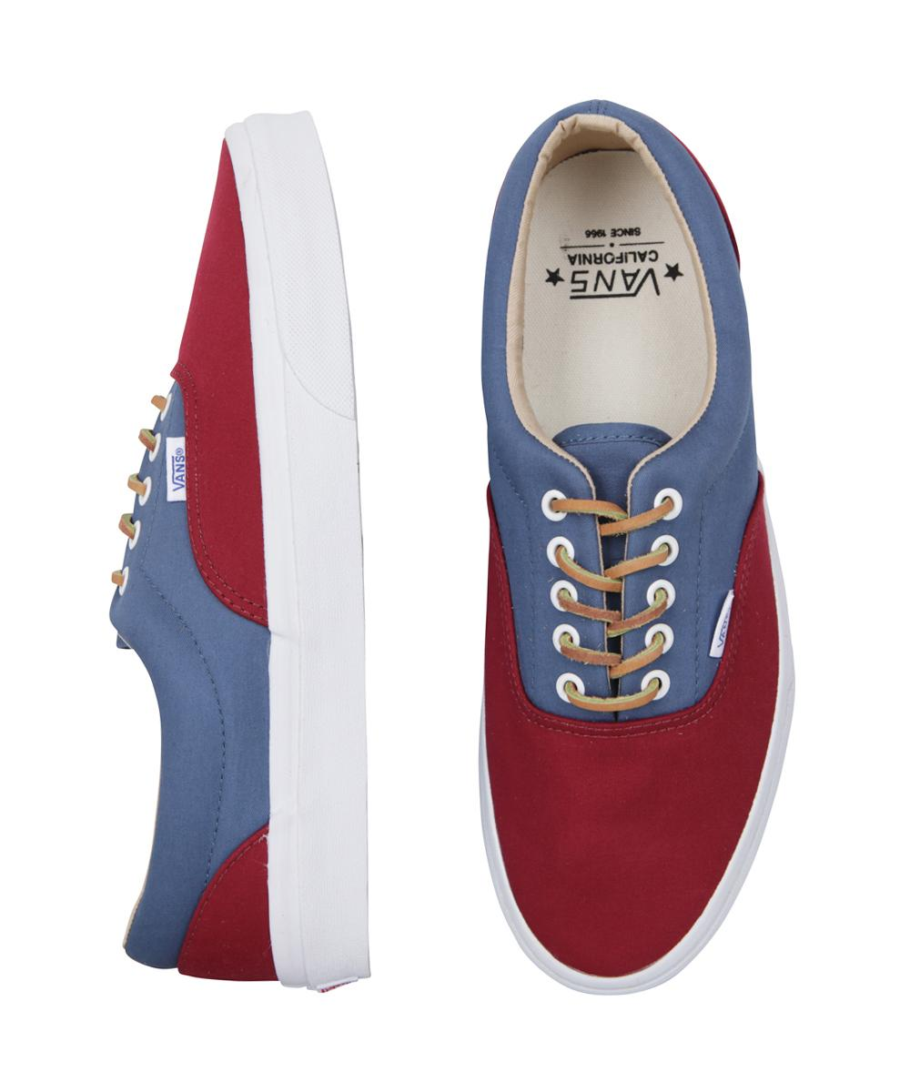 General Pants New Vans Era CA Brushed Twill Biking Red Stellar Unisex | eBay