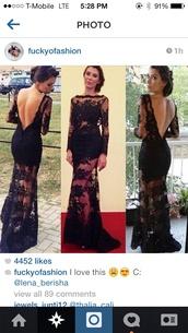 dress,prom dress,long prom dress,black,lace dress,lace,lace wedding dress,mesh,bodycon,sexy