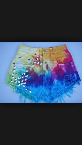 shorts blue shorts high waisted blue shorts