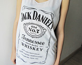 jack daniels tank top on Etsy, a global handmade and vintage marketplace.