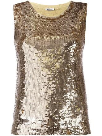 top sequin top women spandex grey metallic
