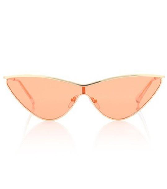 Le Specs sunglasses orange