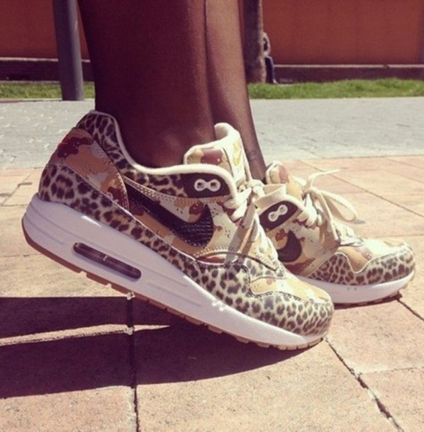 shoes animal print
