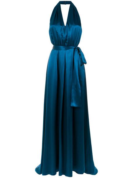 Tufi Duek gown women silk dress