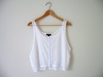tank top mainstream yolo hipster inlove wanted cool euro white crop tops sweet amazing flawless dream noah new york city white bottons blouse