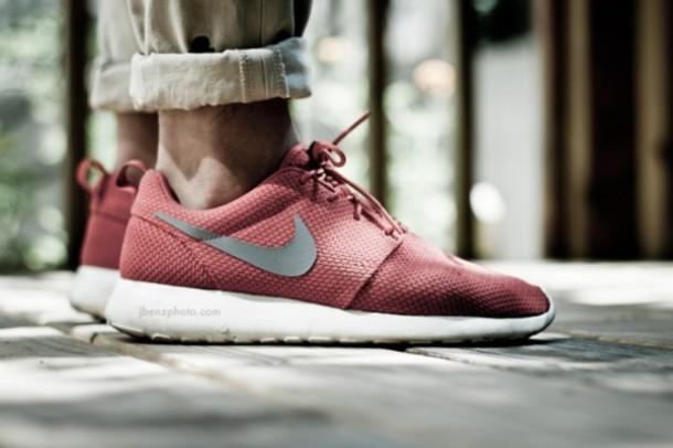 shoes nike roshe run nike nike running shoes nike sneakers nike roshe run bordeaux red nike roshe run burgundy white