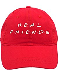 Amazon.com: cap real friends: Clothing, Shoes & Jewelry