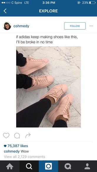shoes peach adidas pink pink shoes pink adidas peach peach shoes adidas adidas shoes pink adidas shoes