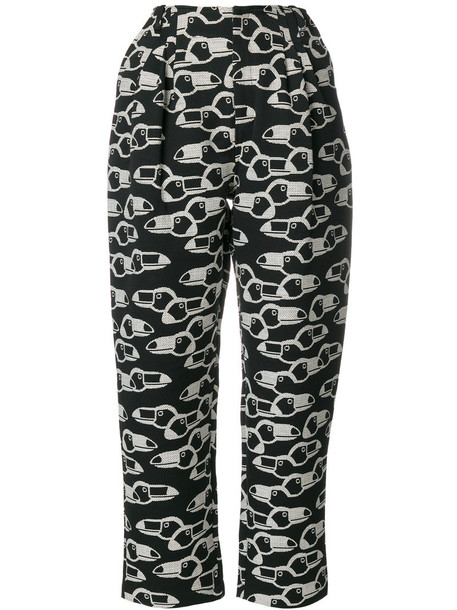 Henrik Vibskov women cotton black pants