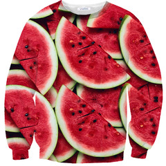 Watermelon Sweater – Shelfies - Outrageous Sweaters
