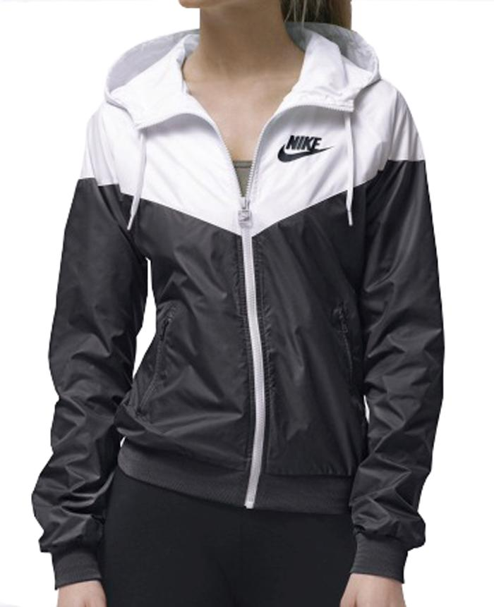 Mar Nike WindRunner Women's Windbreaker Hoody Hoodie Jacket 545909-011