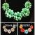 New Women Jewelry Bib Chunky Teardrop Flower Statement Fashion Necklace Free Shipping-in Pendant Necklaces from Jewelry on Aliexpress.com