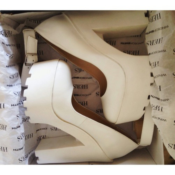 shoes white shoes high heels