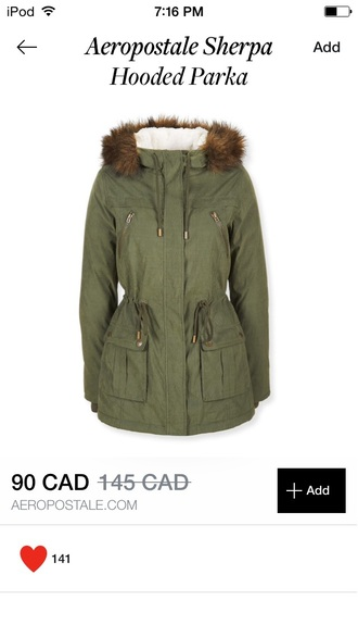 khaki parka fur black friday cyber monday