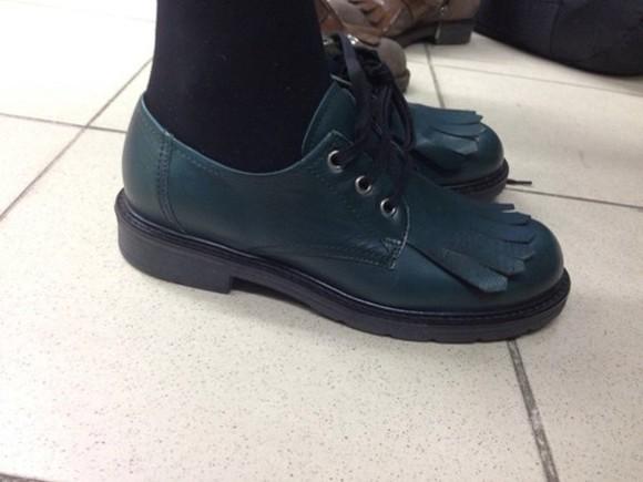 cute mint blue green shoes flats grey black lace-up shoes aztec indie mexican aztec derbies
