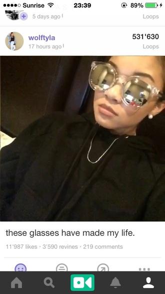 sunglasses wolftyla dope