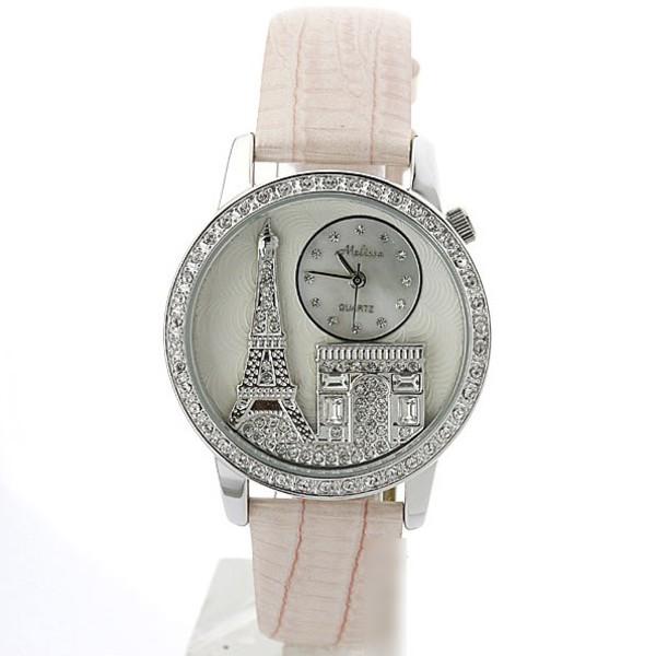 jewels melissa watch swarovski watches eiffel tower watch bracelet watch ladies watches crystal watches women watches watch watch