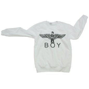 Amazon.com: Kirang Men's Boy London Eagle Urban Long Sleeve Tee: Clothing