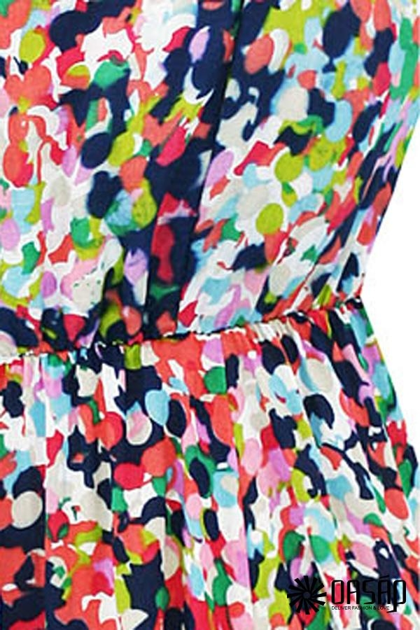Extraordinary Cami Open Back Dress - OASAP.com