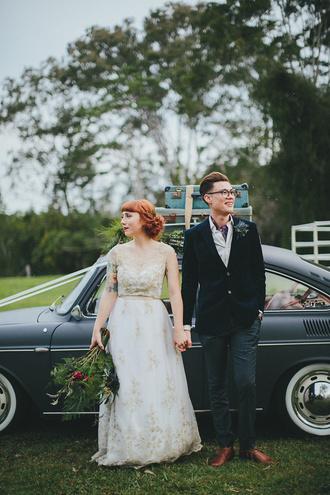ruffled blog blogger wedding wedding clothes wedding dress