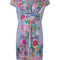 P.a.r.o.s.h. - camitry dress - women - cotton/polyamide/spandex/elastane - m, cotton/polyamide/spandex/elastane