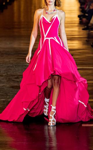 Couture Parachute Top Maxi Dress by Off-White c/o Virgil Abloh   Moda Operandi