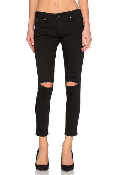 Sincerely Jules jeans skinny jeans black