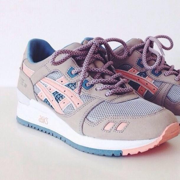 shoes asics asics gel lyte iii asics sneakers bag