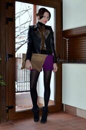 my silk fairytale,jacket,shoes,bag,shorts