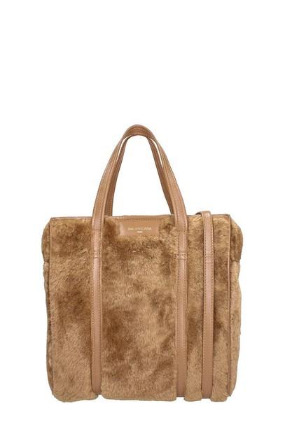 Balenciaga beige bag