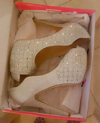 shoes crystal shoes crystal glitter sequins pretty girly chic glamour luxurious princess sequin shoes