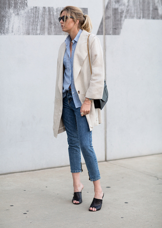 camille over the rainbow jacket shirt jeans bag jewels