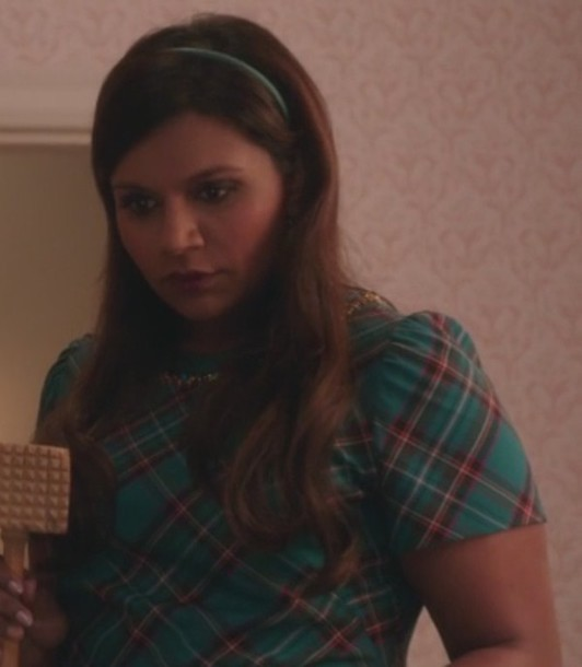 dress mindy kaling mindy lahiri the mindy project