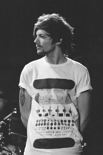 top louis tomlinson skateboard white menswear mens shirt mens t-shirt