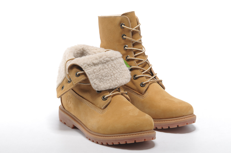 Buy Cheap Timberland Womens Authentics Teddy Fleece Fold Down Fur Boots sal