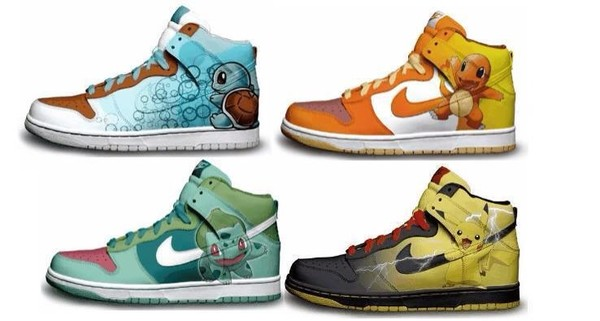shoes pokemon shoes nike pokemon