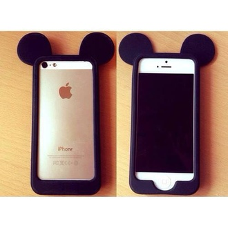 phone cover iphone case mickey mouse